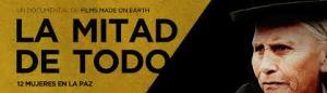 """26 de febrero de 2013. Vídeo fórum """"La Mitad de todo"""""""